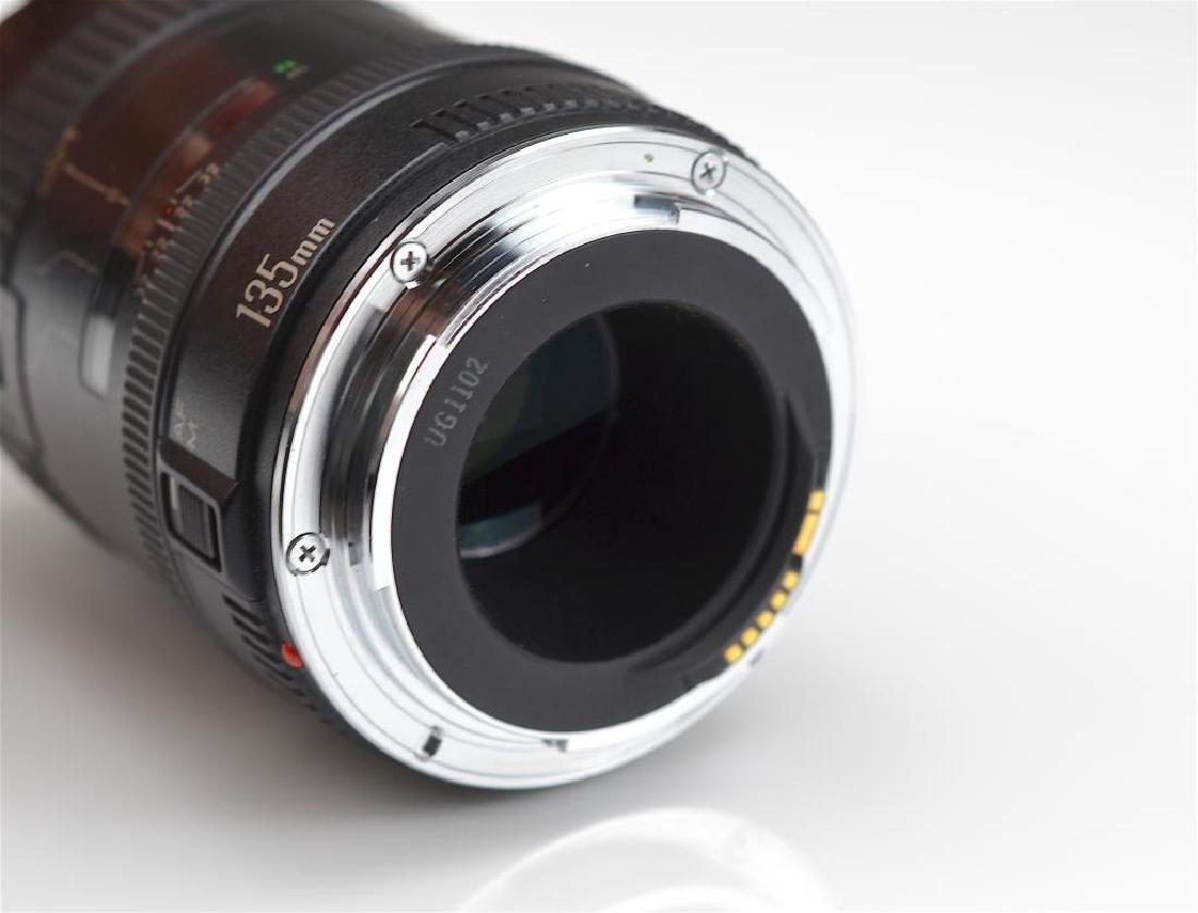 Canon 135mm Softfocus f=1:2.8 EF Lens - 4