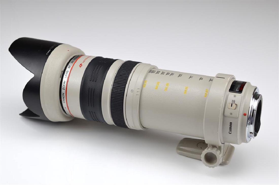 "Canon 35-350mm ""L"" Telephoto Zoom Lens - 3"