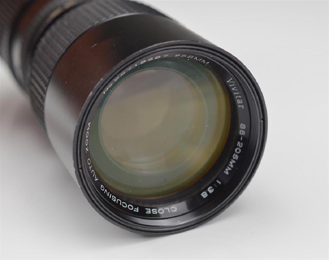 Three Canon Camera Lenses - 5