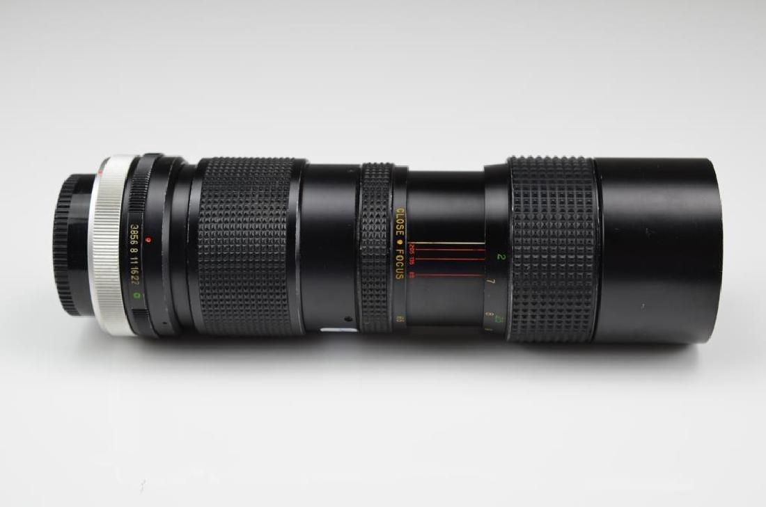 Three Canon Camera Lenses - 6