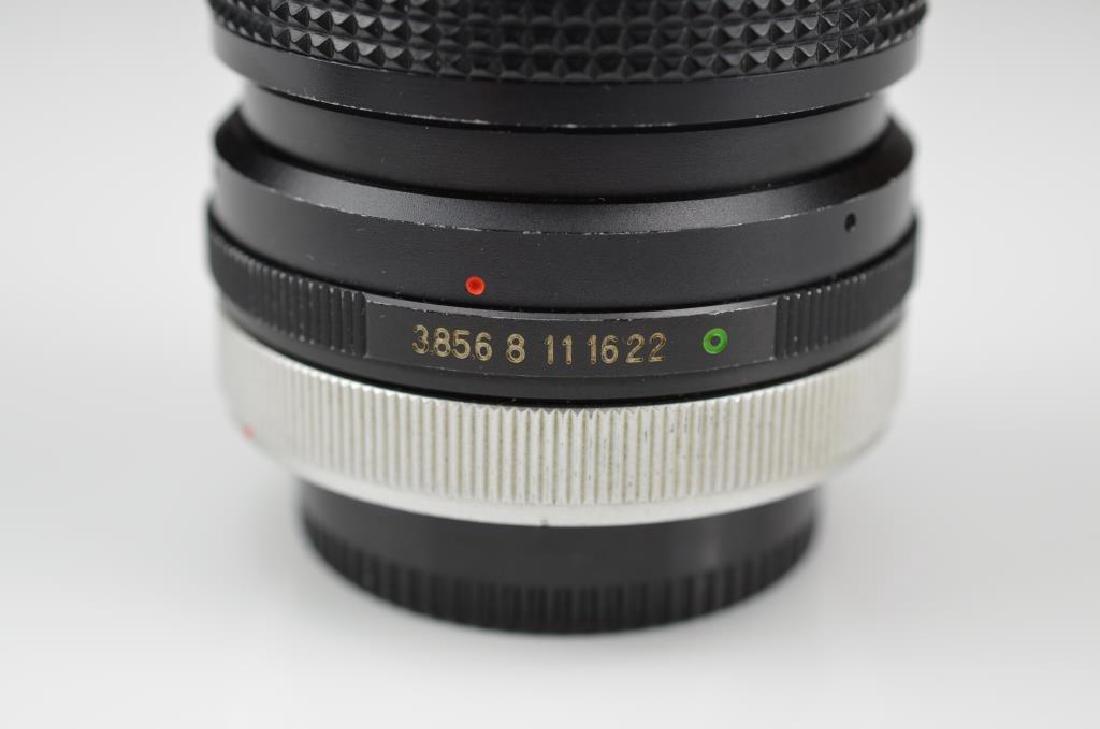 Three Canon Camera Lenses - 7