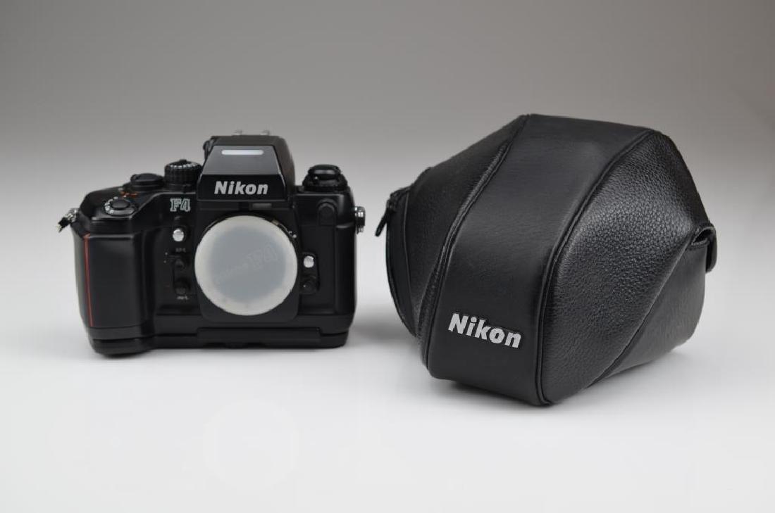 Nikon F4S 35mm SLR Camera Body