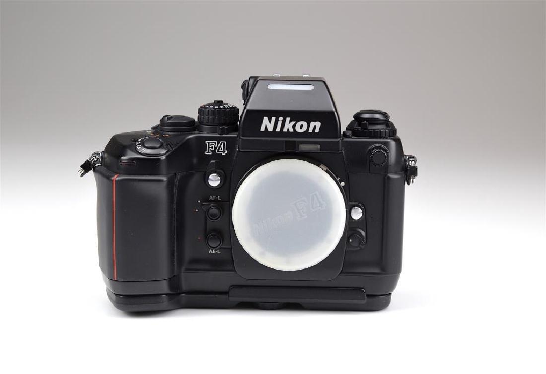 Nikon F4S 35mm SLR Camera Body - 2