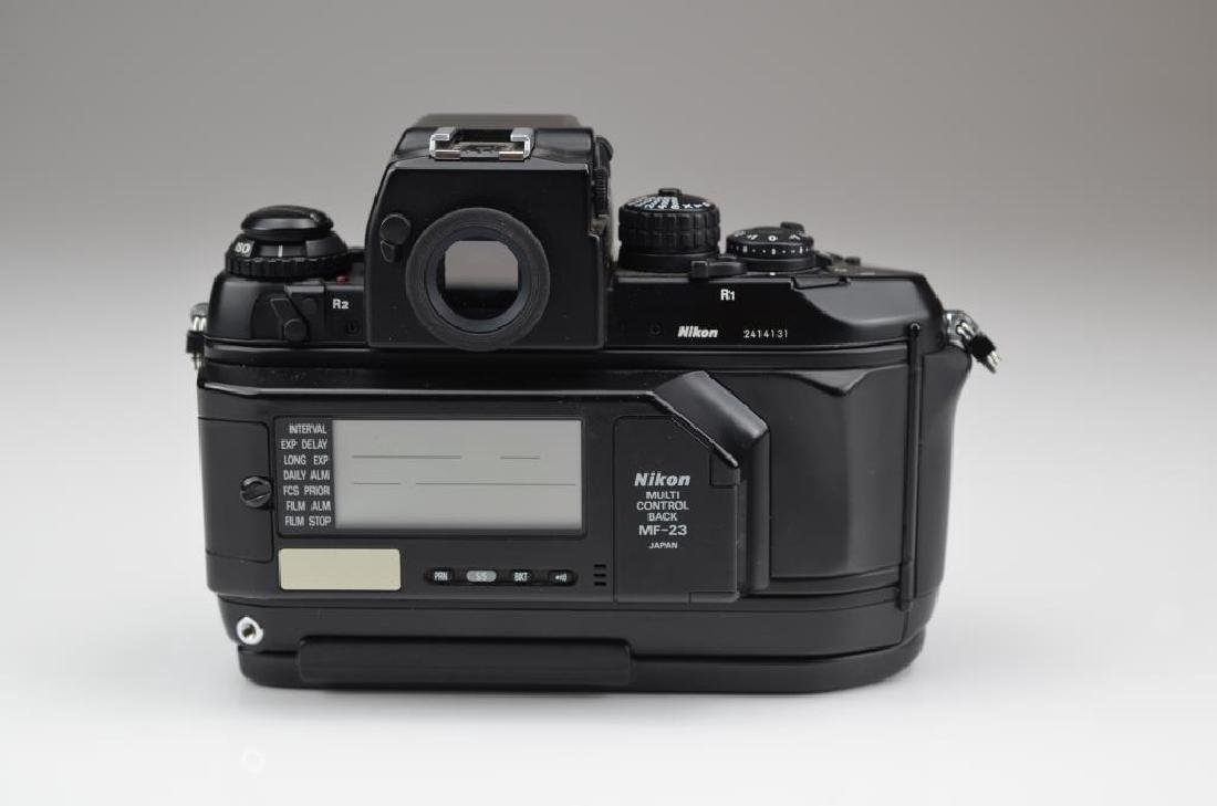 Nikon F4S 35mm SLR Camera Body - 3