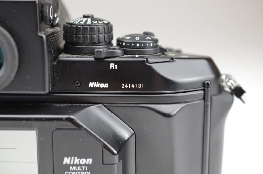 Nikon F4S 35mm SLR Camera Body - 4