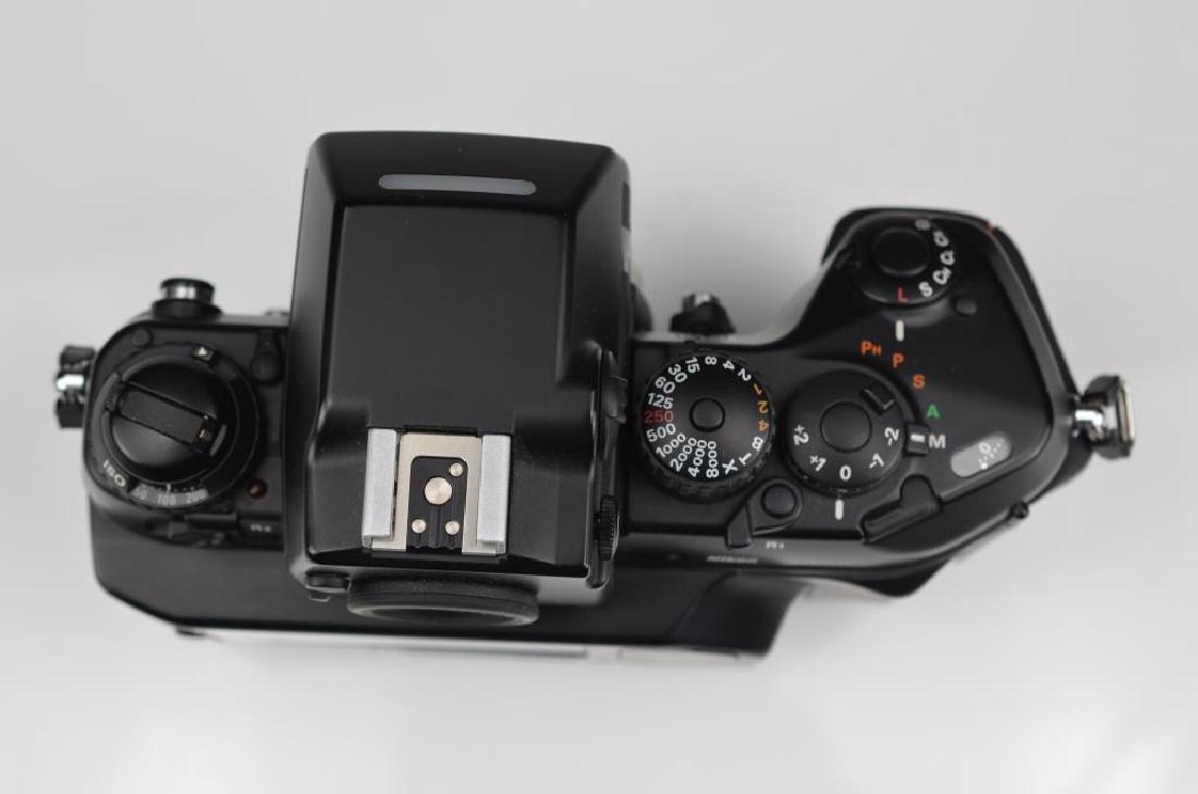 Nikon F4S 35mm SLR Camera Body - 5
