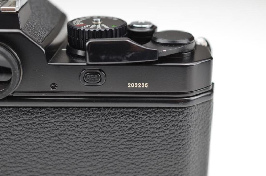 Nikon F4S 35mm SLR Camera Body - 6