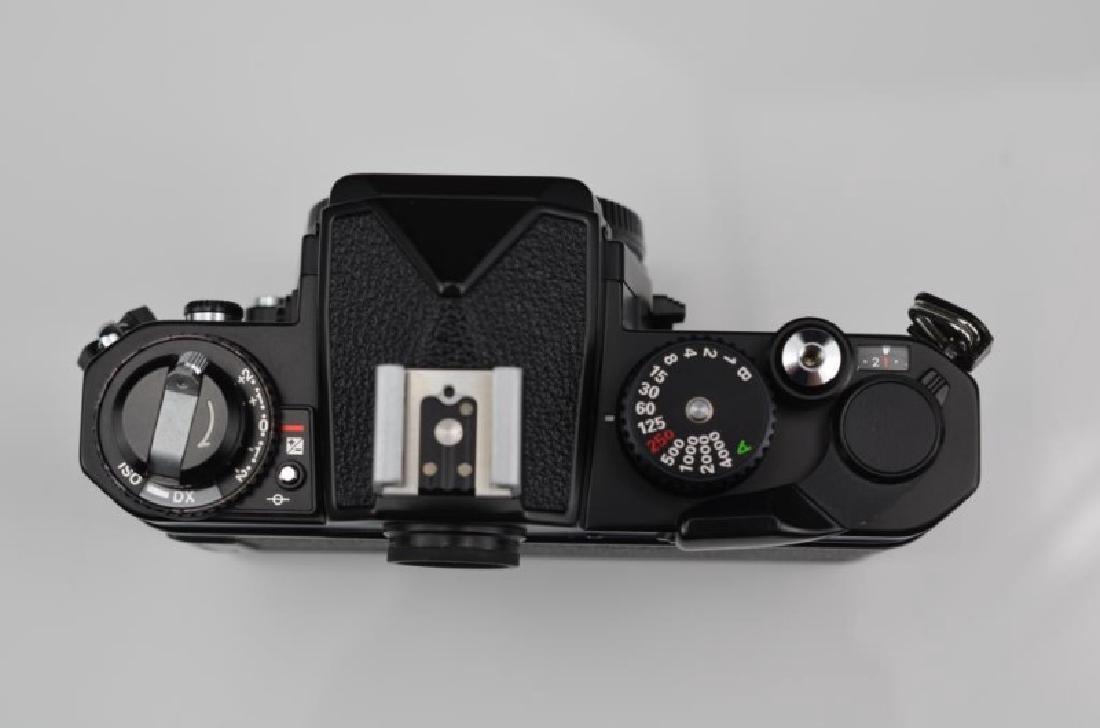 Nikon F4S 35mm SLR Camera Body - 7