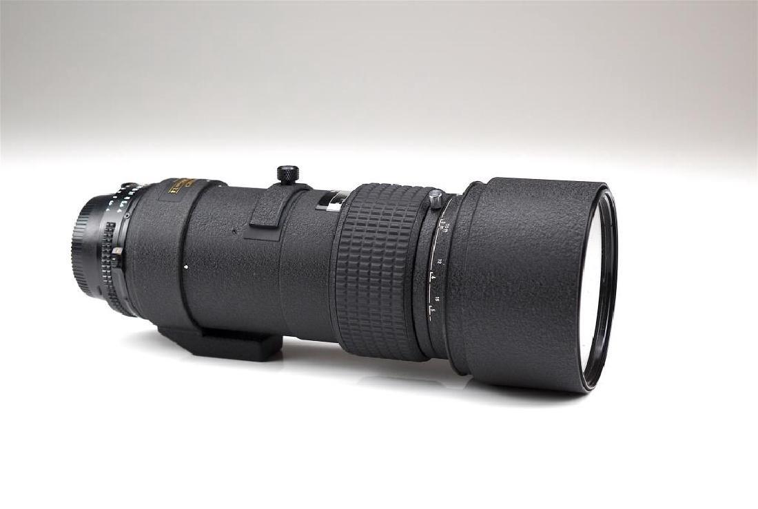 Nikon 300mm AF Nikkor IF f=1:4 ED Lens