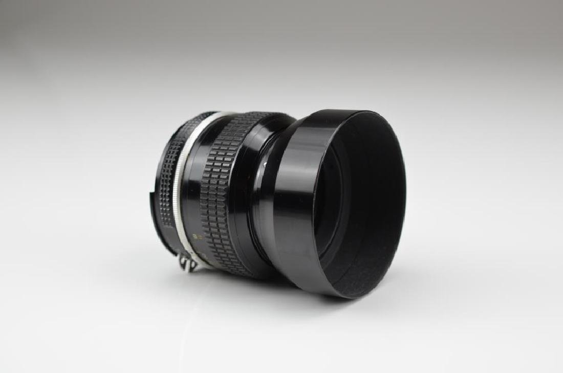 Nikon 50mm Nikkor F f=1:1.4 Lens - 2