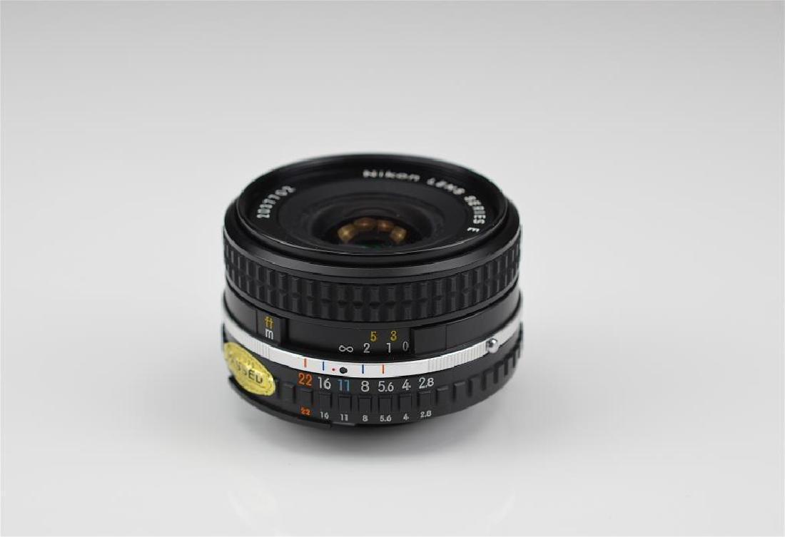 Nikon 28mm Series E AIS f=1:2.8  Lens