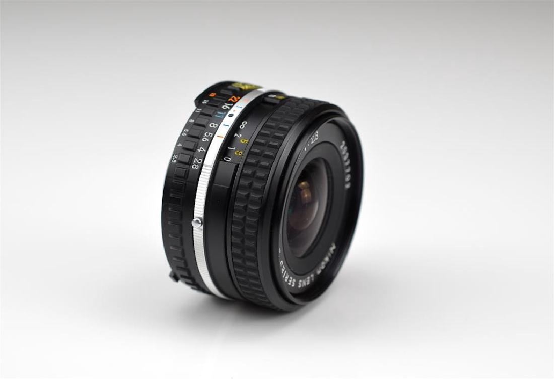 Nikon 28mm Series E AIS f=1:2.8  Lens - 2
