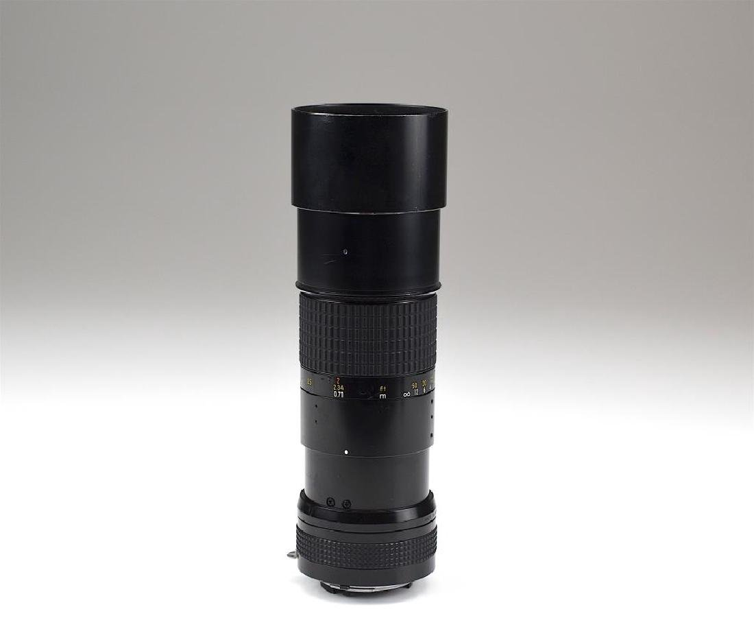 Nikon 200mm Micro-Nikkor Lens