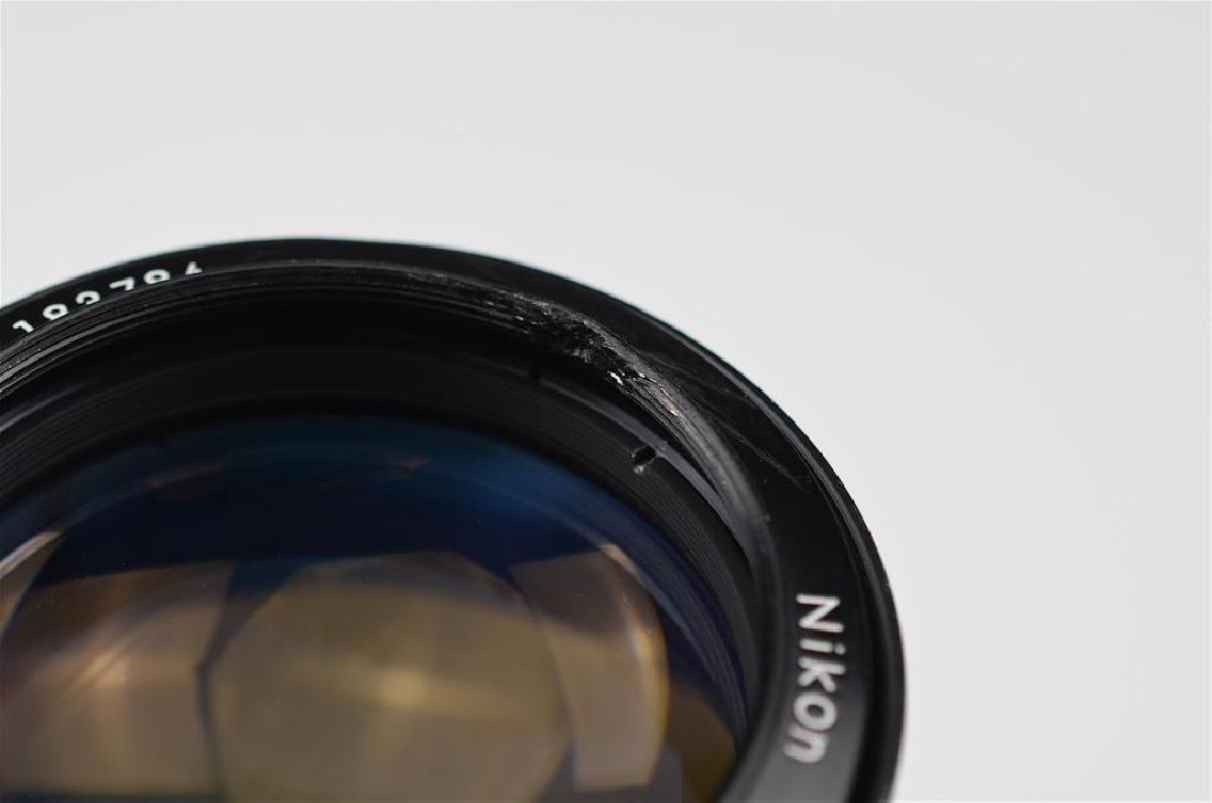 Nikon 200mm Micro-Nikkor Lens - 4