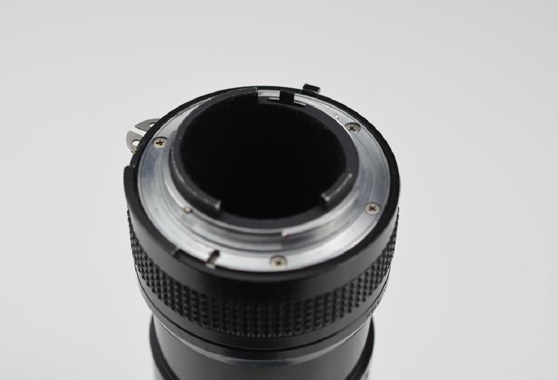 Nikon 200mm Micro-Nikkor Lens - 5