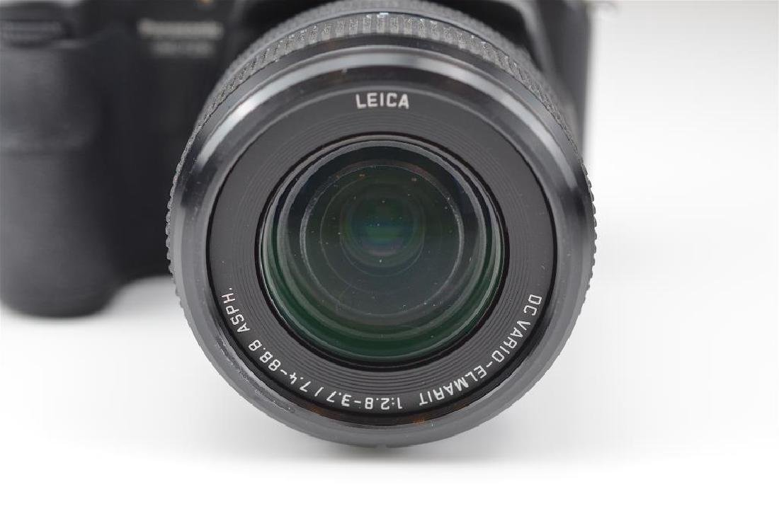 Panasonic Lumix 8MP DMC-FZ 30 Optical Zoom Camera - 3