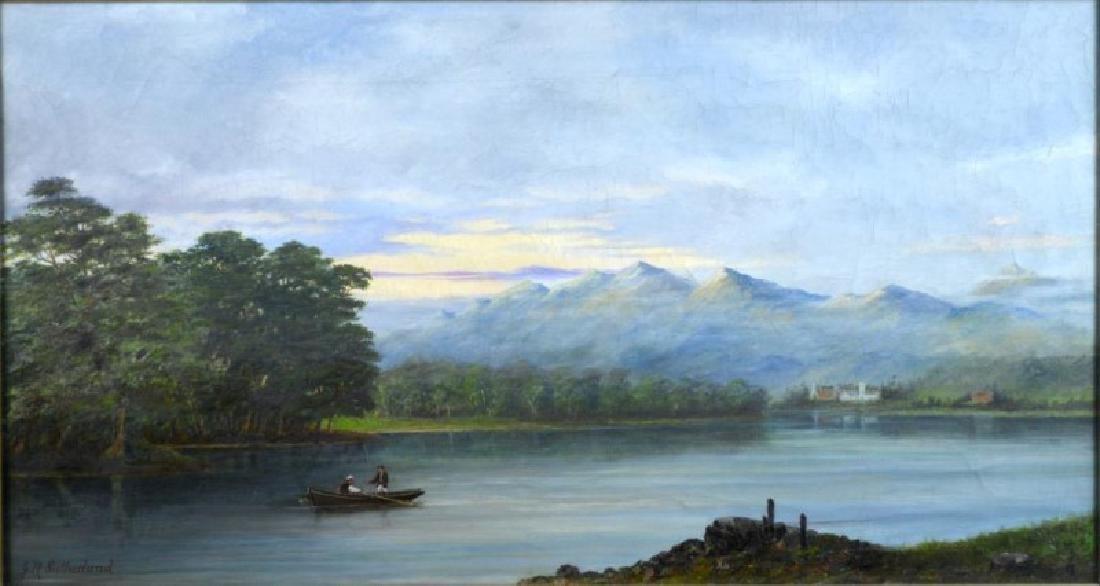 J.N. SUTHERLAND (19th C British)