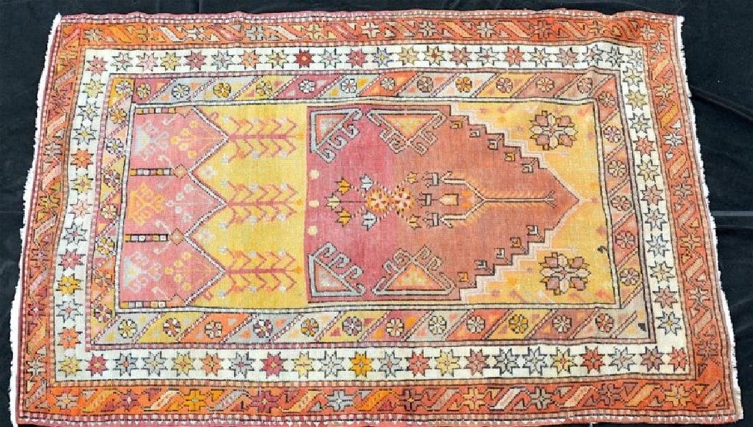 Afshari Persian Kurdish rug