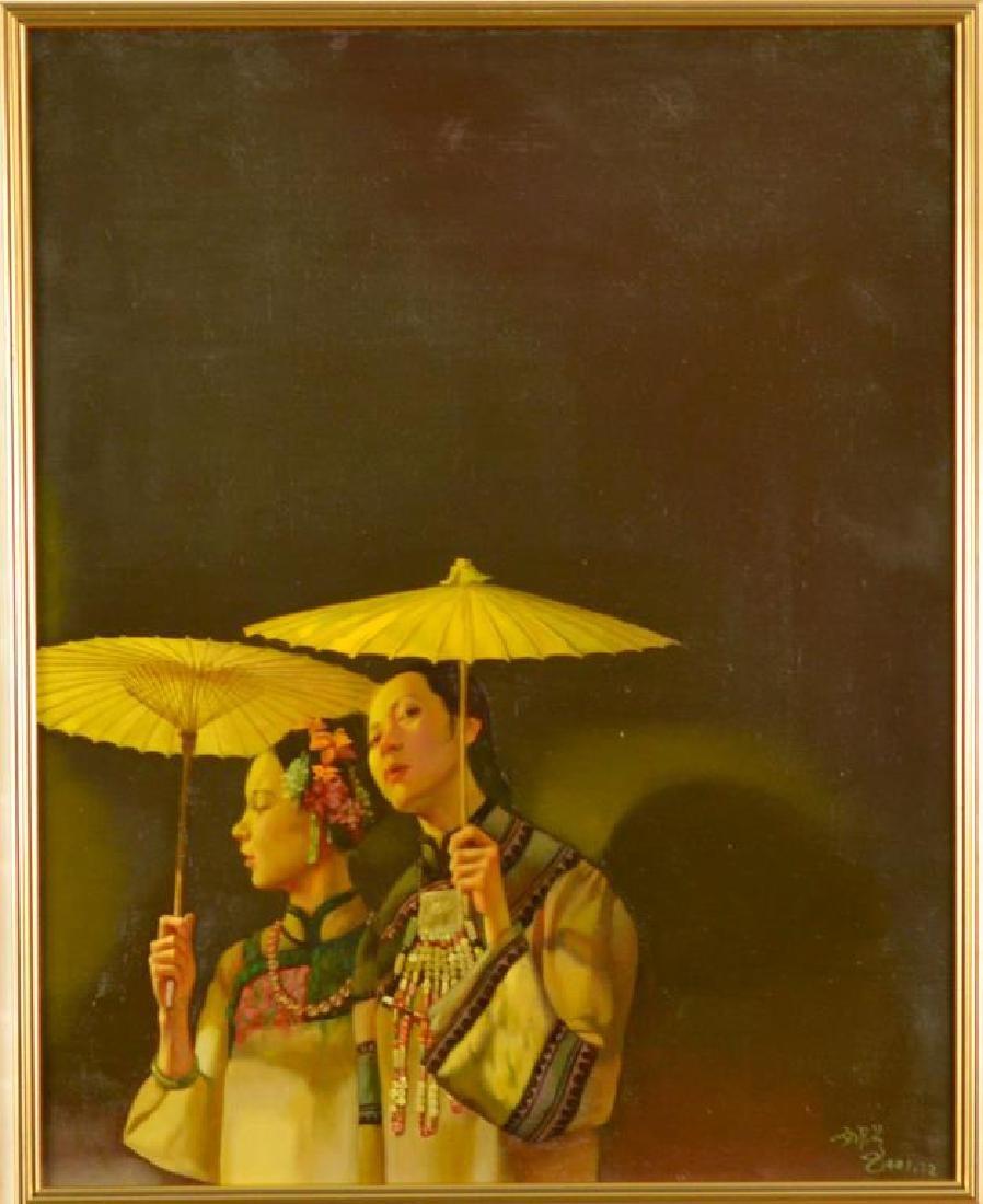 LUI LIU (LIU YI) 劉溢 B.1957