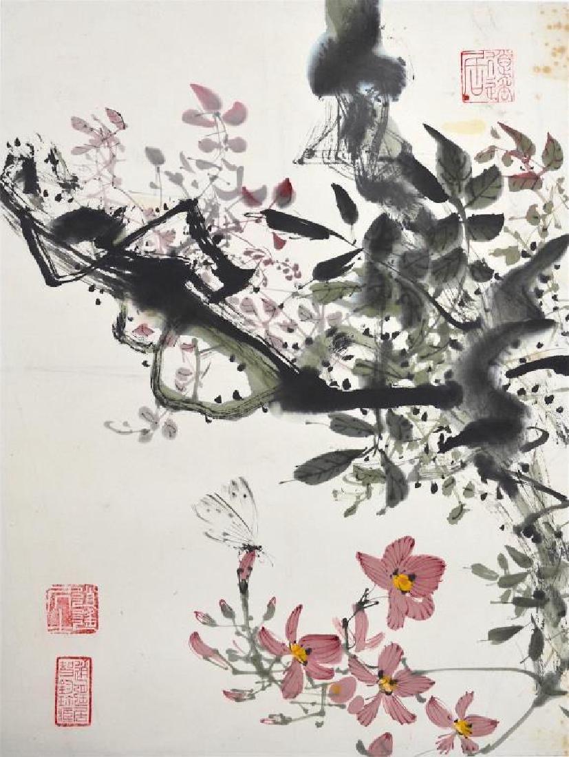 ATTRIBUTED TO WANG XUETAO 王雪濤