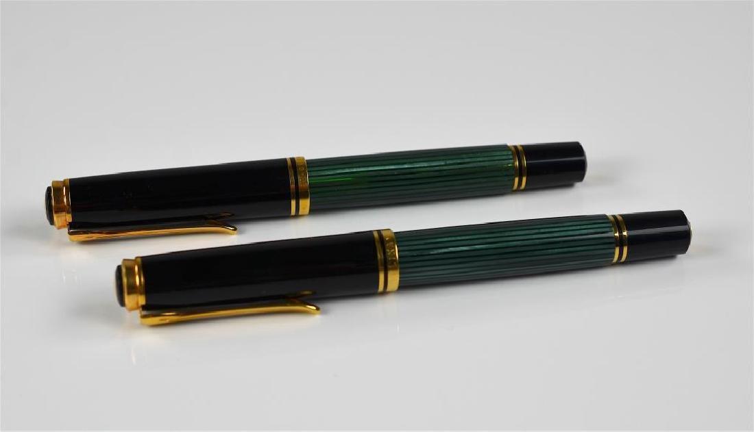 Two Pelikan Germany pens