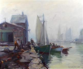EMILE ALBERT GRUPPE (American, 1896-1968)