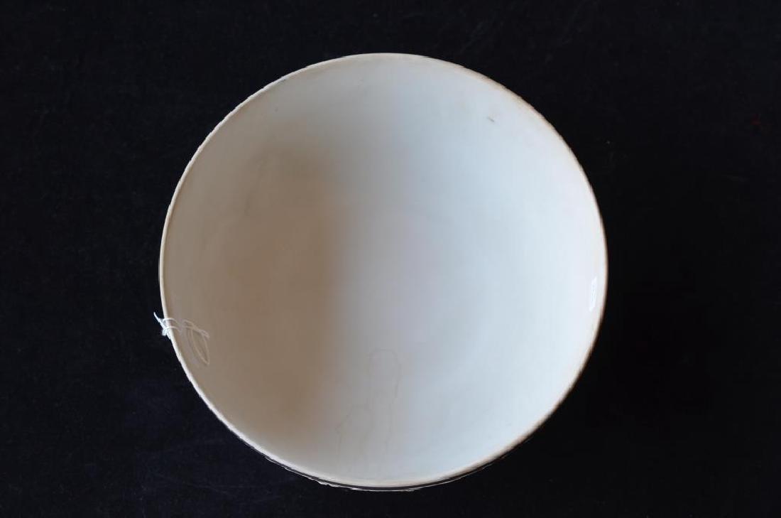 Wedgwood black basalt Jasperware center bowl - 2