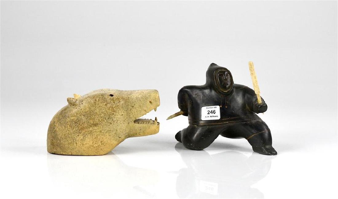 UNIDENTIFIED INUIT ARTISTS