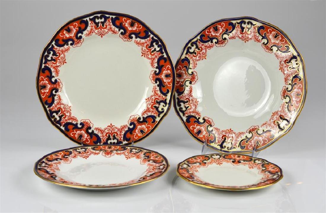 49 pcs of Royal Crown Derby 3973 dinnerware