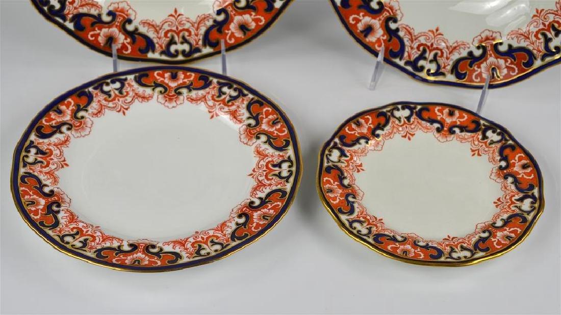 49 pcs of Royal Crown Derby 3973 dinnerware - 3