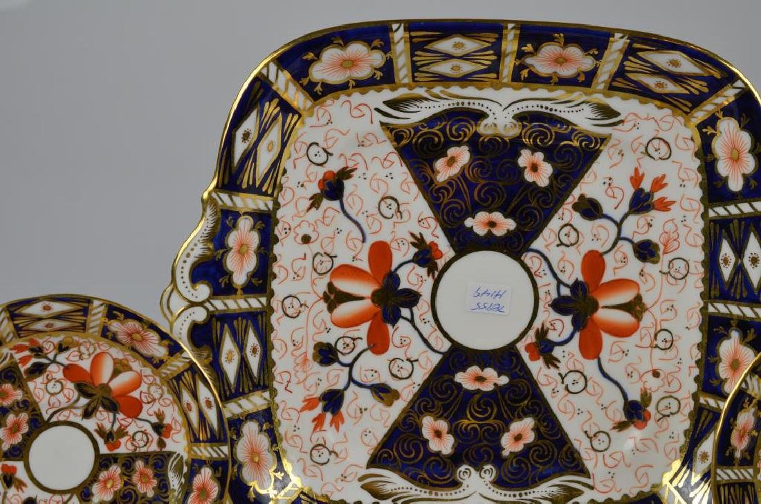 Lot of Royal Crown Derby Imari 2451 porcelain - 4