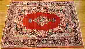 Hand knotted Persian Mashad