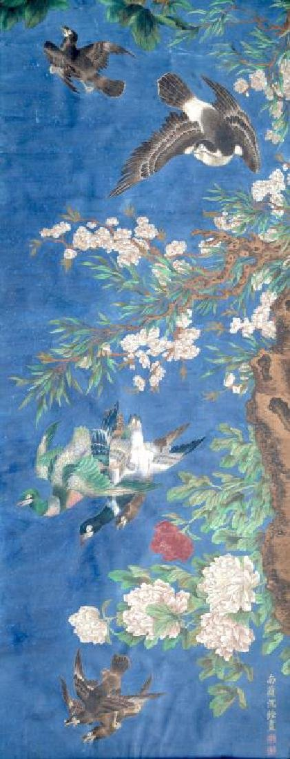 CHINESE PAINTING IN THE MANNER OF SHEN QUAN
