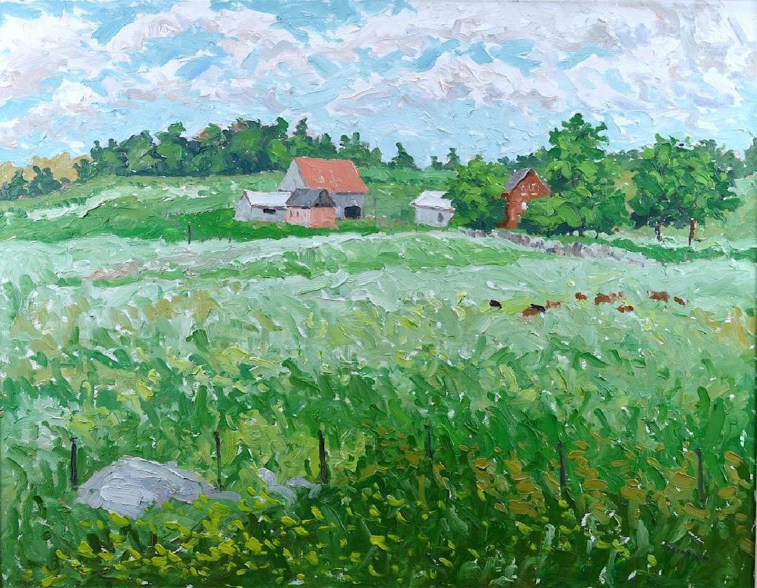 BRUCE STEINHOFF (Canadian, b. 1957)