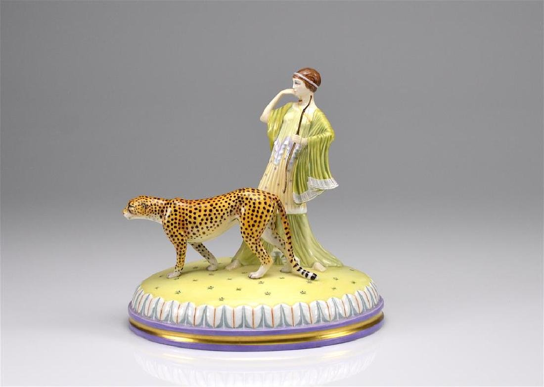 Royal Doulton Diana the Huntress figure