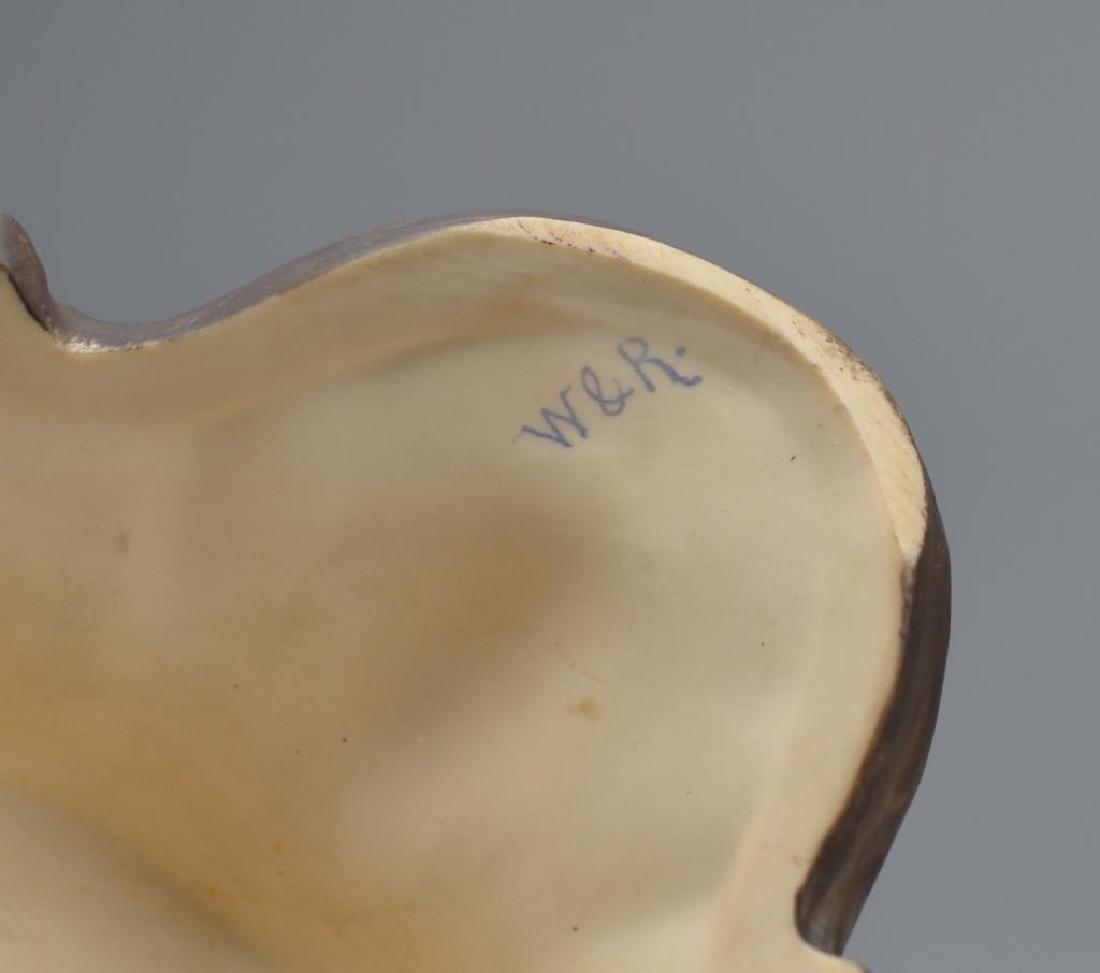 Austrian Art Nouveau porcelain centerpiece - 2