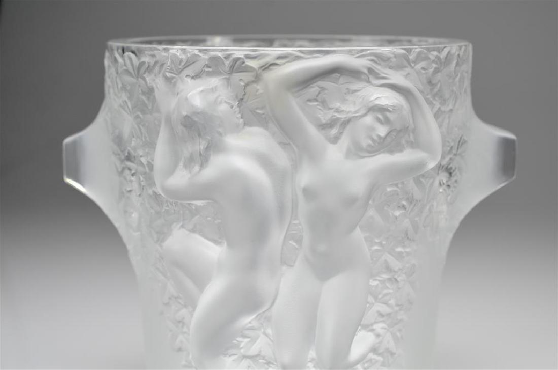 Lalique Ganymede wine cooler - 2