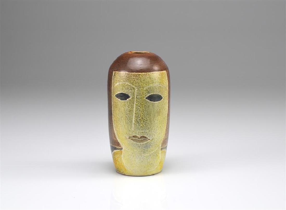 Harlander pottery vase