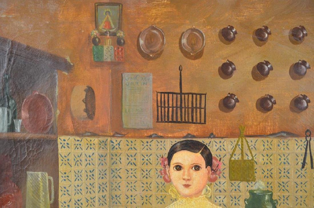 MEXICAN FOLK PAINTING - 2