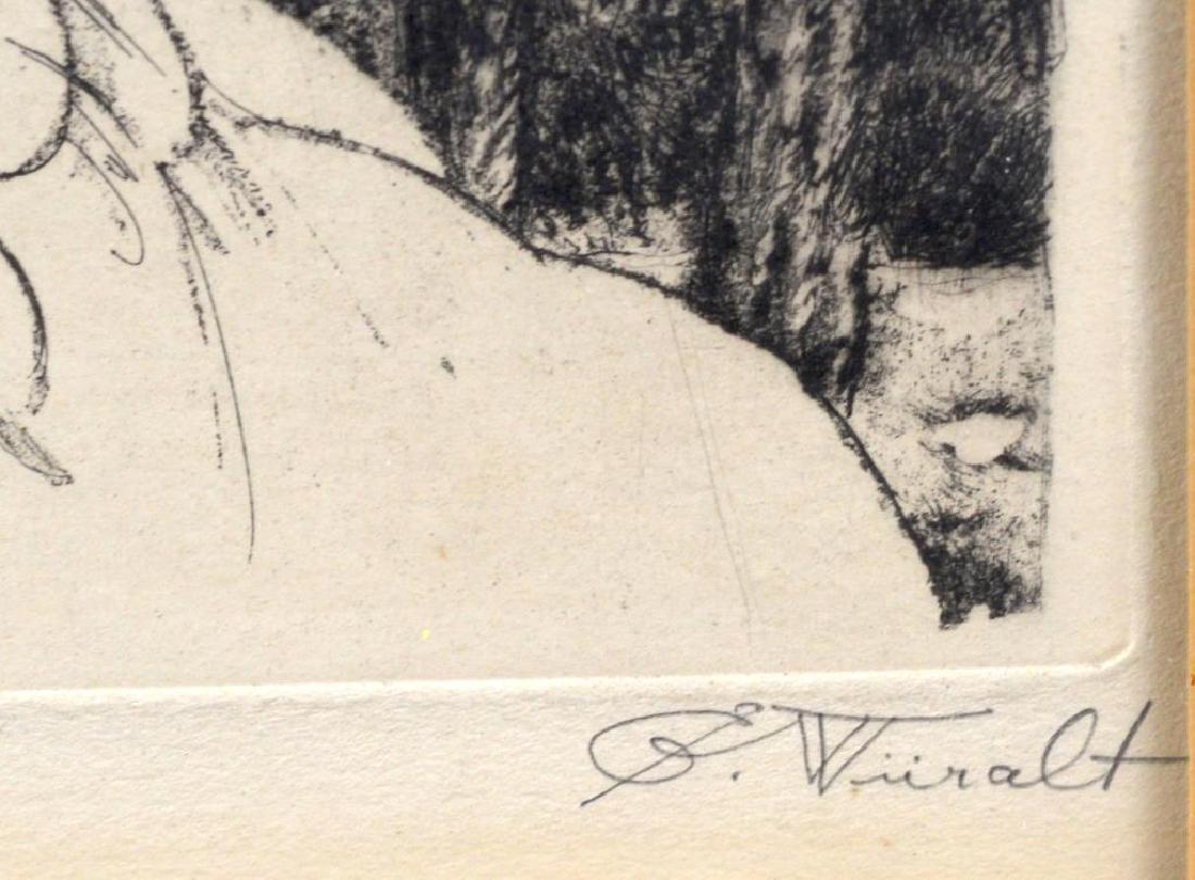 EDUARD WIIRALT (Estonian, 1898-1954) - 3