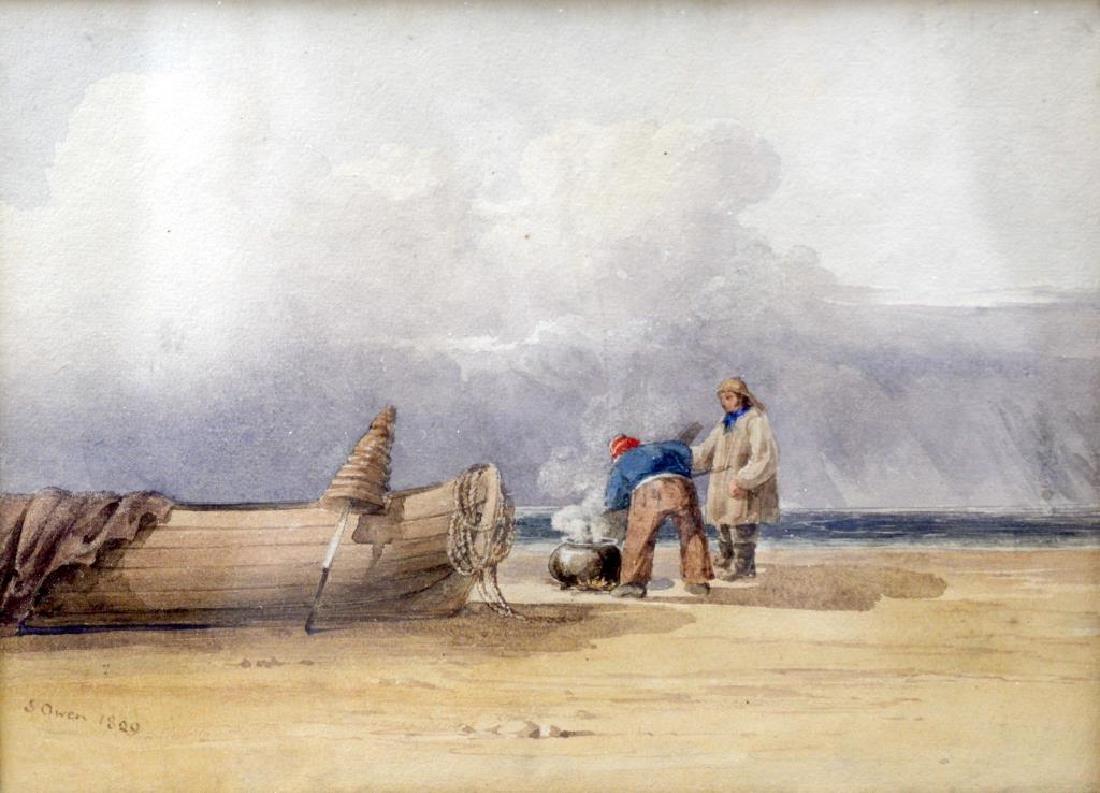 SAMUEL OWEN (British, 1768-1857) (Attrib.)