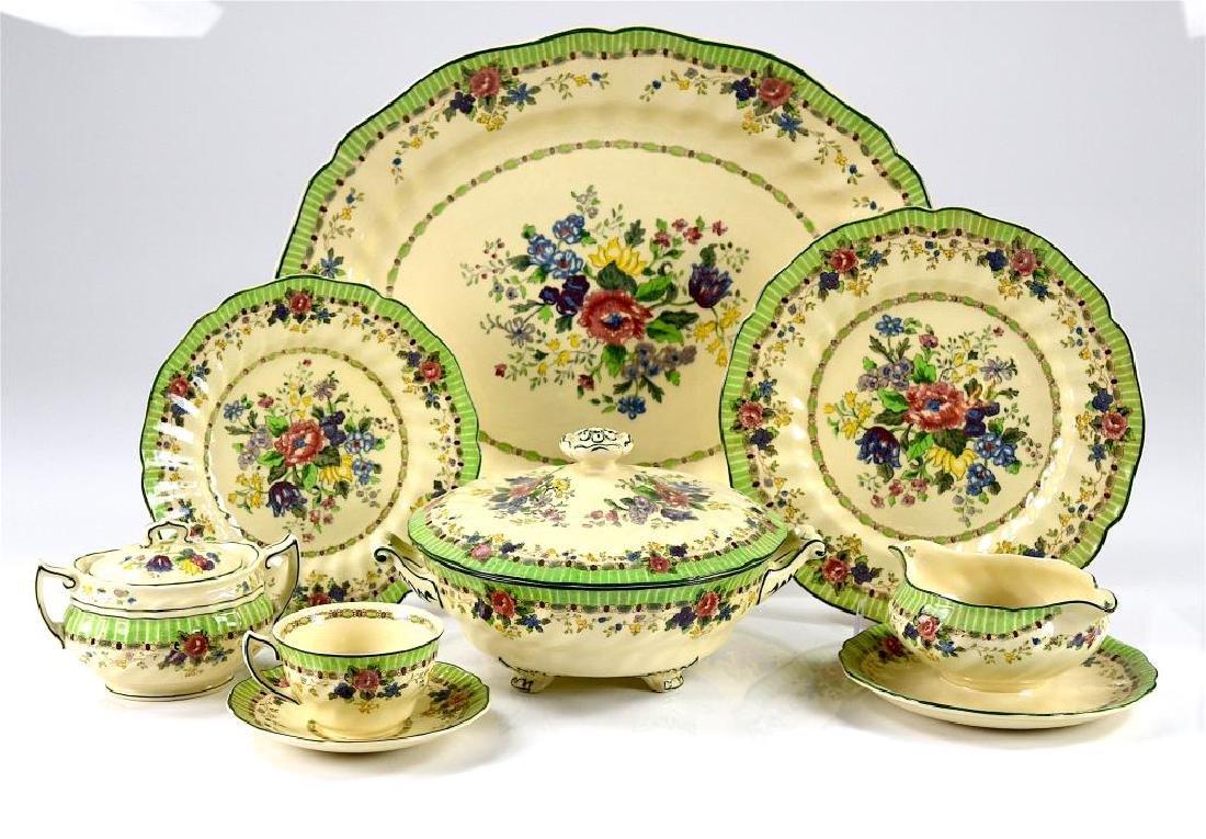 75 pcs of Royal Doulton The Vernon dinnerware