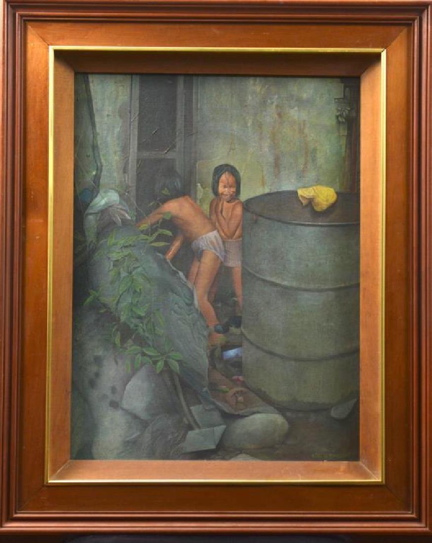 NOEL MAHILUM (Filipino, 20th C) - 2