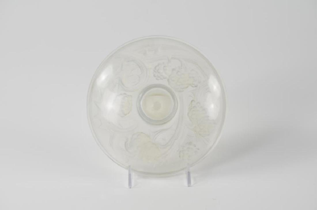 Rene Lalique Mures inkwell