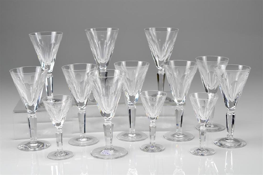 13 Waterford Sheila sherry and cordial glasses