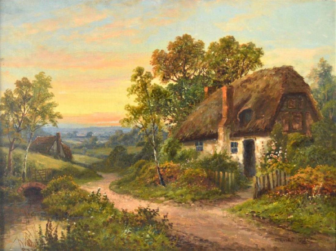 STANLEY CLARK (19th C British)