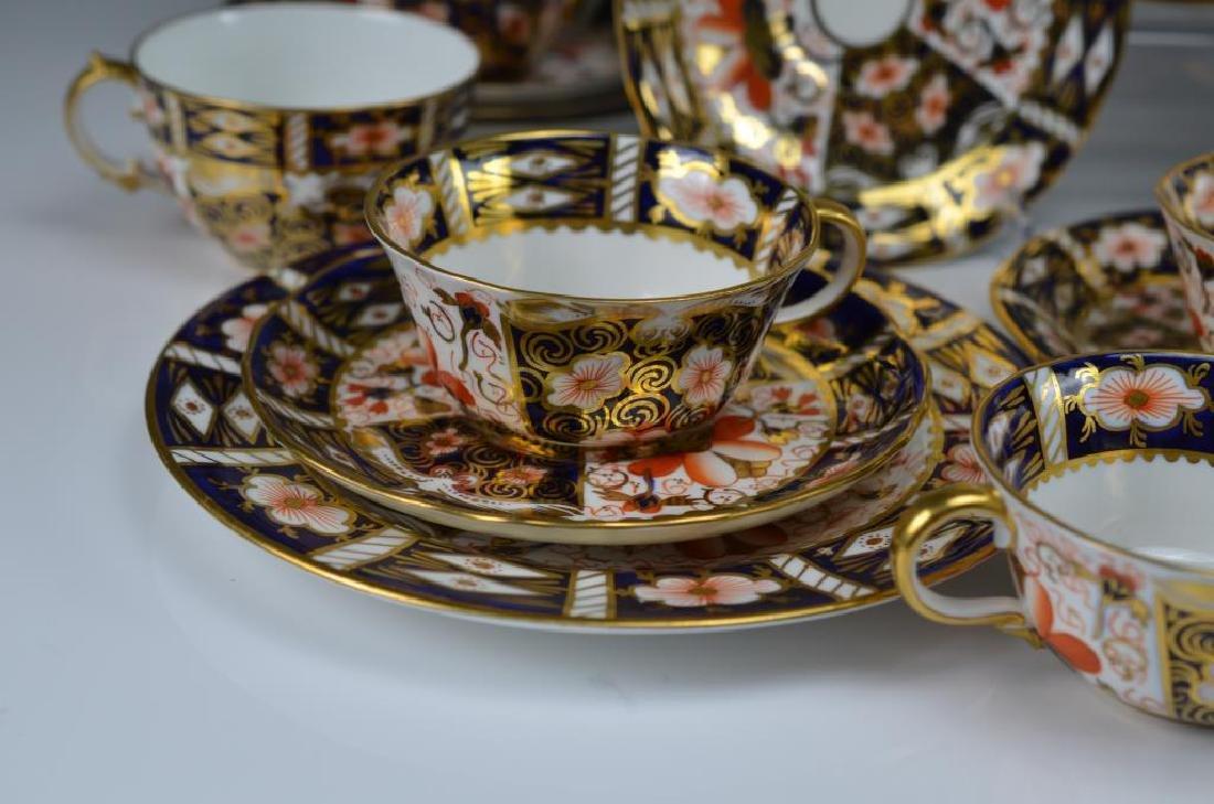 Royal Crown Derby Imari 2451 cups & saucers - 3