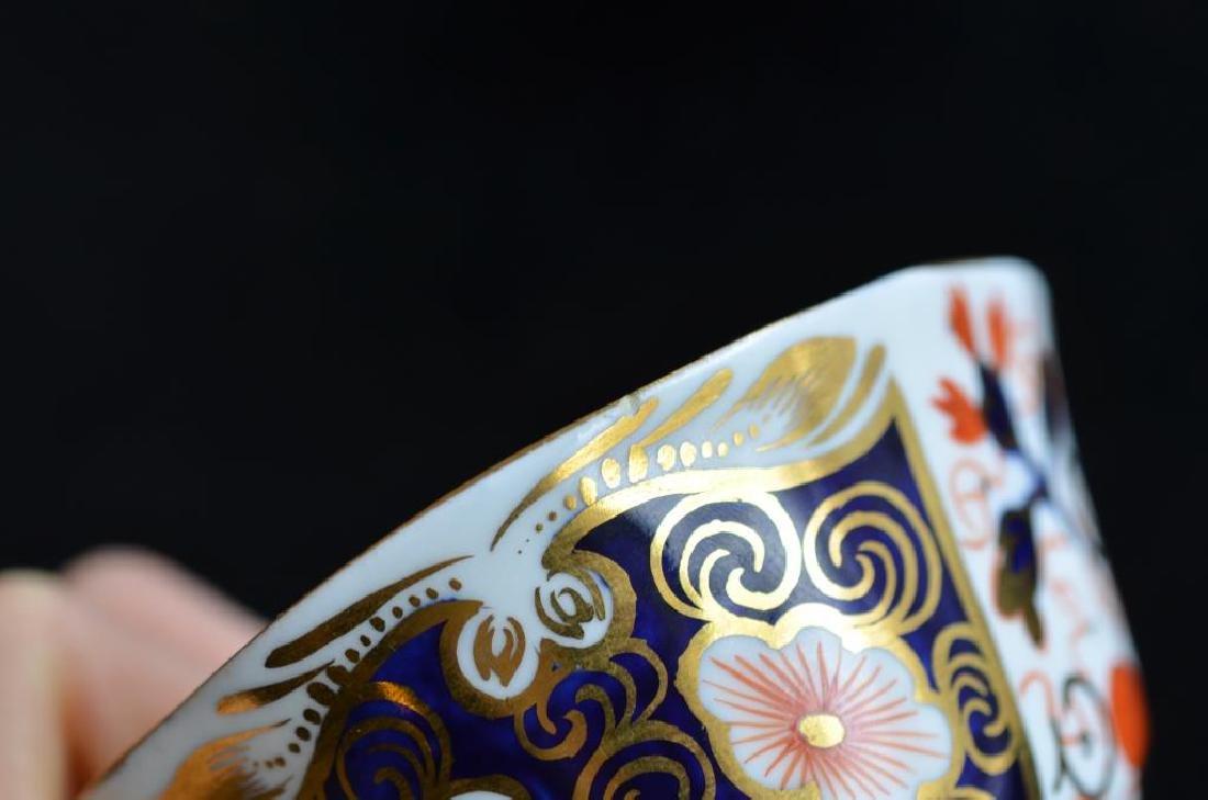 Royal Crown Derby Imari 2451 cups & saucers - 6