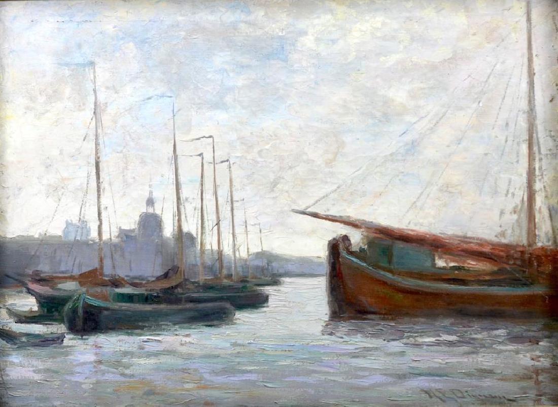 MARY ELLA WILLIAMS DIGNAM (Canadian, 1860-1938)
