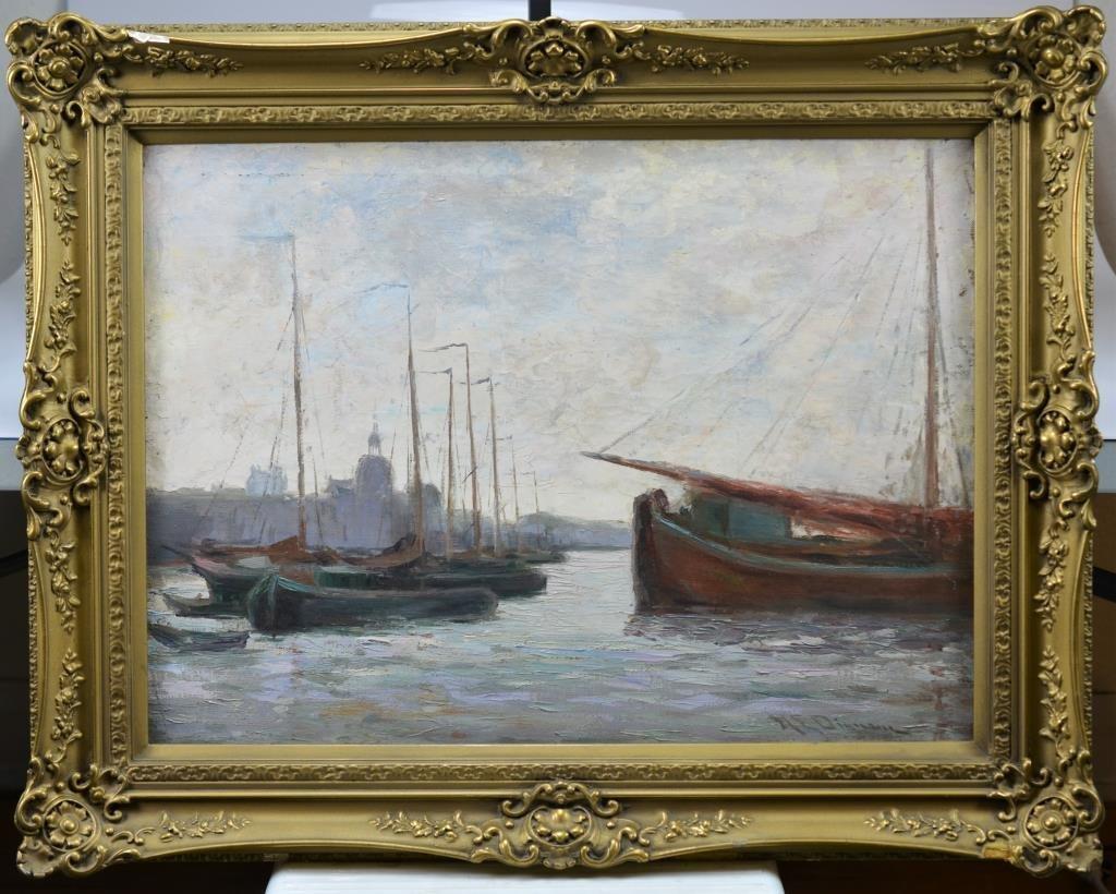 MARY ELLA WILLIAMS DIGNAM (Canadian, 1860-1938) - 4
